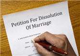 Preparing and filing divorce papers