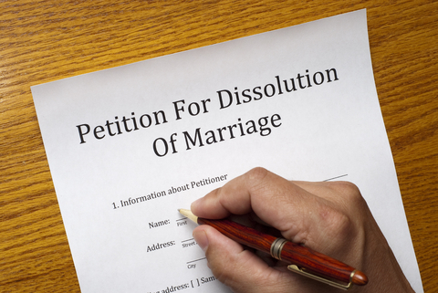 California Marriage Dissolution